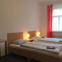 Отель Penzion Village 2* Стандартный номер с различными типами кроватей фото 8