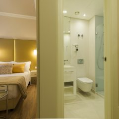 Отель My Story Ouro 3* Стандартный номер с различными типами кроватей фото 4