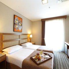 Отель Venera 4* Стандартный номер с двуспальной кроватью фото 5