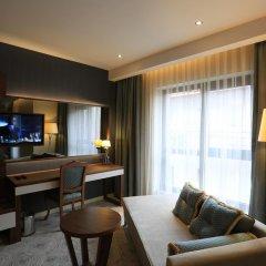 Отель Hassuites Muğla комната для гостей
