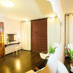 Апартаменты Funny Dolphins Apartments VDNKH Апартаменты с различными типами кроватей фото 20