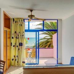 Отель SBH Fuerteventura Playa - All Inclusive 4* Стандартный номер разные типы кроватей фото 7