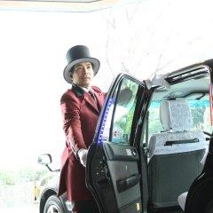 Отель Nishitetsu Grand Фукуока городской автобус
