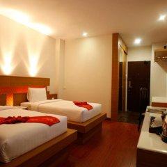 Отель Suvarnabhumi Suite 4* Улучшенный номер