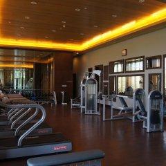 Отель Anantara Sanya Resort & Spa фитнесс-зал фото 3
