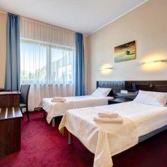 Отель Focus Gdańsk 3* Номер категории Премиум с различными типами кроватей фото 4