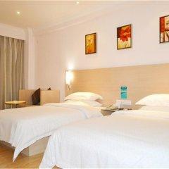 Отель City Comfort Inn Guangzhou Jiahe Branch комната для гостей фото 5