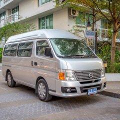 Отель Waterford Condominium Sukhumvit 50 Бангкок городской автобус