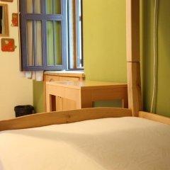 Envoy Hostel Кровать в общем номере с двухъярусной кроватью фото 8