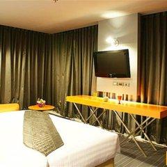 Отель The Heritage Hotels Bangkok 4* Номер Комфорт с различными типами кроватей фото 2