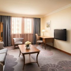 Sheraton Zagreb Hotel 5* Номер Делюкс с разными типами кроватей фото 4