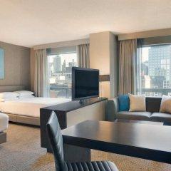 Отель Hilton Suites Chicago/Magnificent Mile комната для гостей фото 3