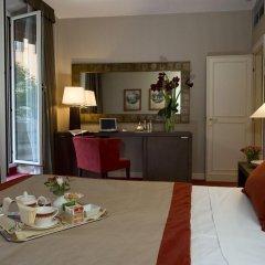 Dei Borgognoni Hotel 4* Стандартный номер с различными типами кроватей фото 2