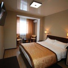Гостиница Зарина 3* Стандартный номер с двуспальной кроватью