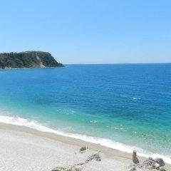 Отель Mare Bed & Breakfast Himara пляж фото 2