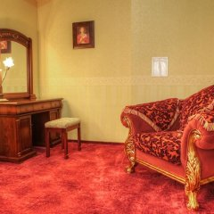 Гостиница Доминик 3* Улучшенный люкс разные типы кроватей фото 6