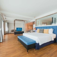 A-One The Royal Cruise Hotel Pattaya 4* Люкс с различными типами кроватей фото 14
