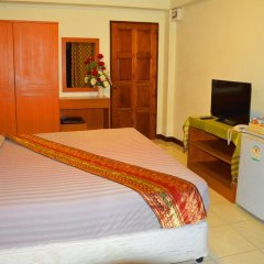 Отель Silver Gold Garden Suvarnabhumi Airport 3* Улучшенный номер с различными типами кроватей фото 7