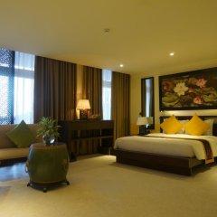 Отель Villa Hue 3* Номер Делюкс с различными типами кроватей фото 3