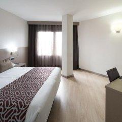 Отель Catalonia Park Güell 3* Номер категории Премиум с различными типами кроватей фото 10