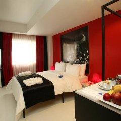 Albatros Hagia Sophia Hotel 4* Стандартный номер с двуспальной кроватью фото 7