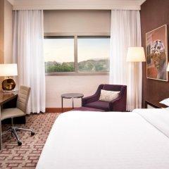 Sheraton Roma Hotel & Conference Center 4* Улучшенный номер с различными типами кроватей