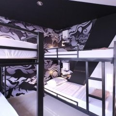 Everyday Bangkok Hostel Кровать в общем номере фото 9