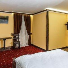 Гостиница Dniprovskiy Dvir 4* Люкс разные типы кроватей