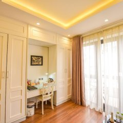 Hanoi HM Boutique Hotel 3* Полулюкс с различными типами кроватей фото 10