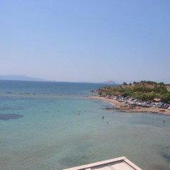 Hotel Avra пляж фото 2