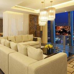 Отель Amman Rotana 5* Люкс с различными типами кроватей