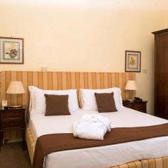 Отель I Giardini Del Quirinale Стандартный номер с двуспальной кроватью фото 13