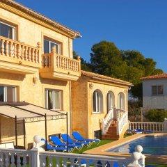 Отель Villa Verano балкон