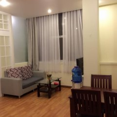 Отель Greenlife ApartHotel 3* Стандартный номер с различными типами кроватей фото 6