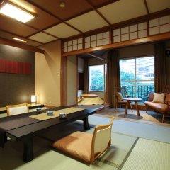 Hotel Shirakawa Yunokura Никко комната для гостей фото 3