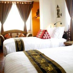 Bagan King Hotel 3* Улучшенный номер с различными типами кроватей фото 22