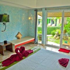 Отель Angel Green Garden Bungalows 3* Стандартный номер фото 8