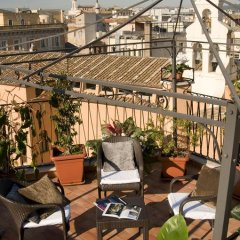 Hotel Trevi 3* Улучшенный номер с различными типами кроватей фото 17