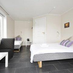 Отель Saltstraumen Brygge 3* Стандартный номер с двуспальной кроватью фото 2