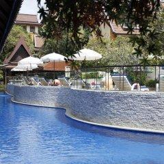 Отель Diamond Cottage Resort And Spa 4* Улучшенный номер фото 10