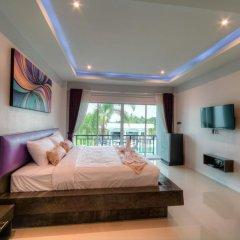 Отель The Serenity Resort комната для гостей фото 5