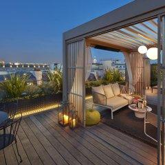 Отель Mandarin Oriental Paris 5* Номер Делюкс с различными типами кроватей фото 7