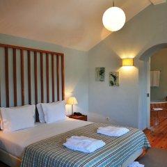 Отель Quinta da Palmeira - Country House Retreat & Spa 4* Улучшенный номер двуспальная кровать фото 5