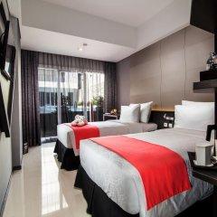 Fashion Hotel Legian 4* Номер Делюкс с различными типами кроватей фото 7