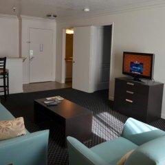 Отель Alexis Park All Suite Resort 3* Люкс с различными типами кроватей фото 5