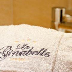 Wellness Hotel La Ginabelle 4* Стандартный номер с двуспальной кроватью фото 2