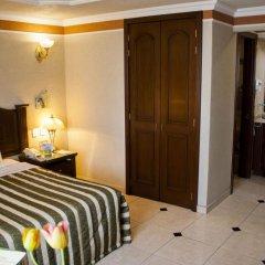 Hotel Casino Plaza 3* Представительский номер с различными типами кроватей фото 6