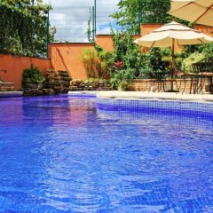 Plaza Magdalena Hotel бассейн фото 2