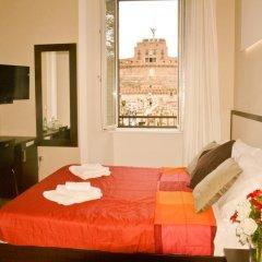 Отель The Wesley Rome 3* Стандартный номер с различными типами кроватей фото 4