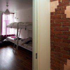 Хостел Online Кровать в общем номере с двухъярусной кроватью фото 5